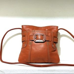 Exc Condition Leather Tignanello Bag